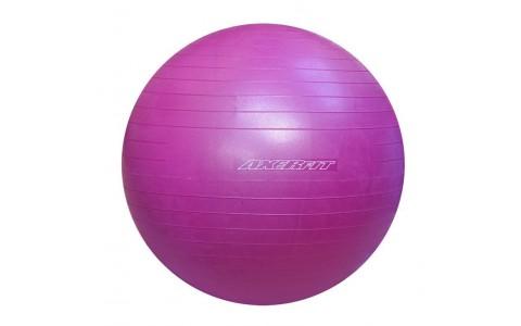 Minge Fitness Antiexplozie, Axer, Anti Explozie, 55 cm, Violet