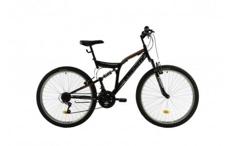 Bicicleta MTB, DHS, Kreativ 2641, Model 2018, 457 mm