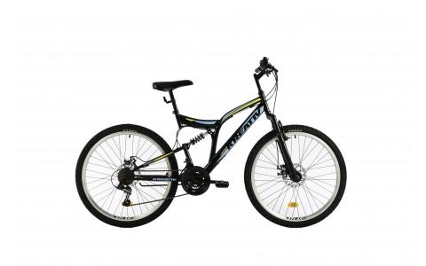 Bicicleta MTB, DHS, Kreativ 2643, Model 2018, 457 mm