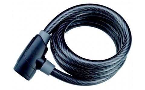 Lacat Bicicleta, BBB, PowerSafe, 12x1500 mm, Negru