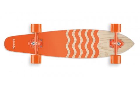 Longboard Street Surfing, Kicktail 36Ó, Blown Out