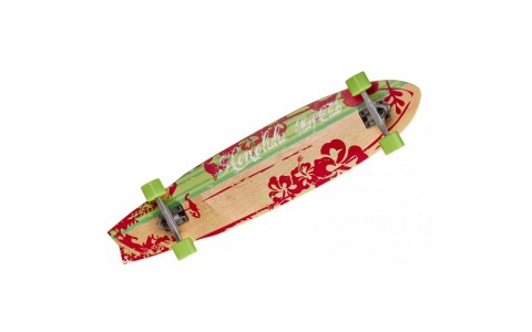 Longboard, Spartan, Hawai, 42 inch, ABEC 7, 108x22.5 cm