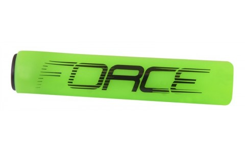 Mansoane Bicicleta, Force, Slick, Silicon, Verzi