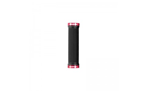 Mansoane Reverse Classic negru/rosu 130/28mm
