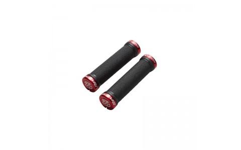 Mansoane Reverse R-Shock soft compound 31/130mm negru/rosu