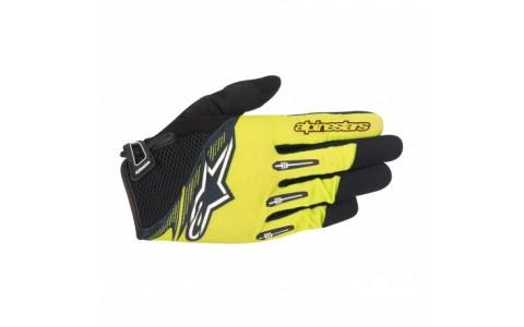 Manusi Alpinestars Flow Glove acid yellow black M