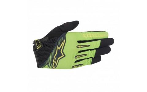 Manusi Alpinestars Flow Glove bright green black M