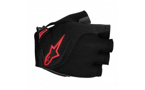 Manusi Alpinestars Pro-Light Short Finger black red M
