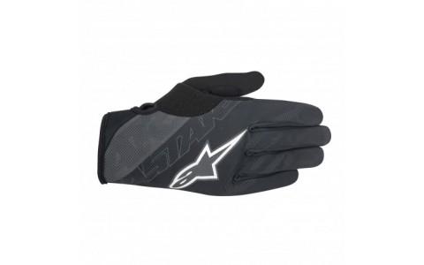 Manusi Alpinestars Stratus black/steel/gray XL