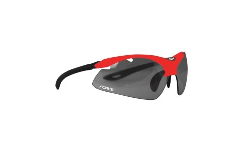 Ochelari Ciclism, Force, Duke, Rosu, Lentile Interschimbabile