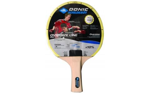 Paleta Tenis de Masa, Donic, Oversize, Midi Line, 10 % Lemn