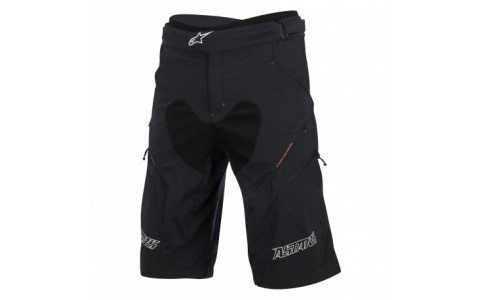 Pantaloni scurti Alpinestars Drop 2 Shorts black/white 36