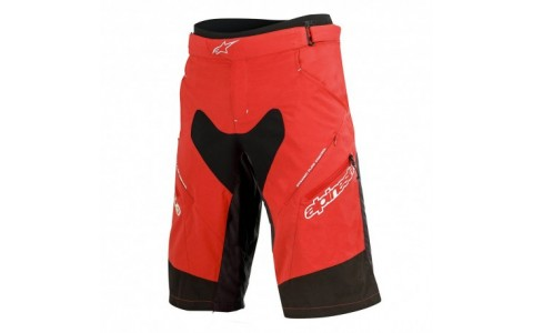 Pantaloni scurti Alpinestars Drop 2 Shorts red/black 32
