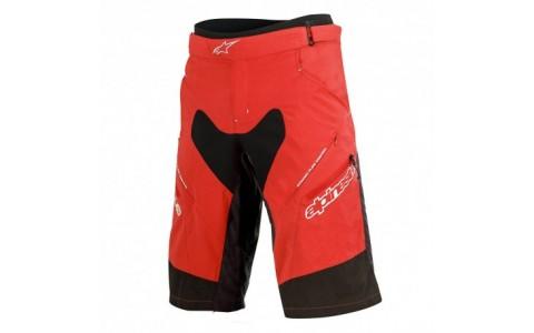 Pantaloni scurti Alpinestars Drop 2 Shorts red/black 30