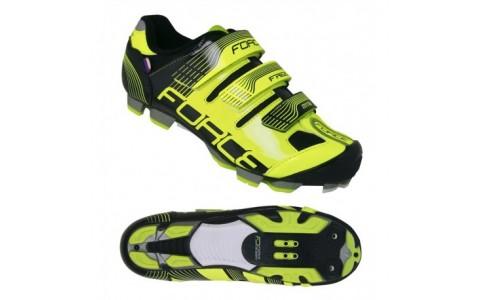 Pantofi Force Free MTB fluo/negru 37