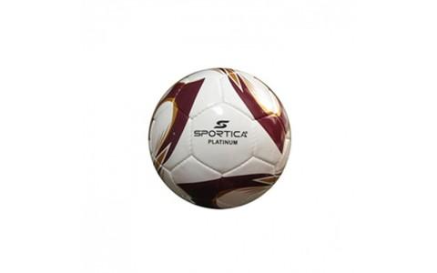 Minge de Fotbal, Fitlife, Platinum, Marimea 5