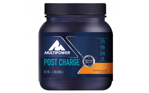 Supliment Post Charge, Multipower, Orange, 650 g, 13 portii