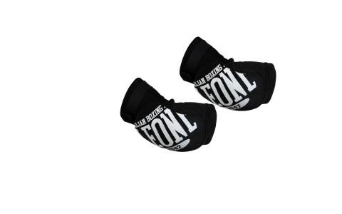 Protectie Box Pentru Cot, Leone, PR327-01, Negru, Inchidere Velcro