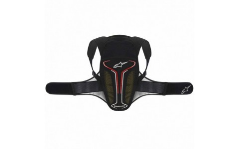 Protectie spate Alpinestars Evolution Back Protector black/white/red XL