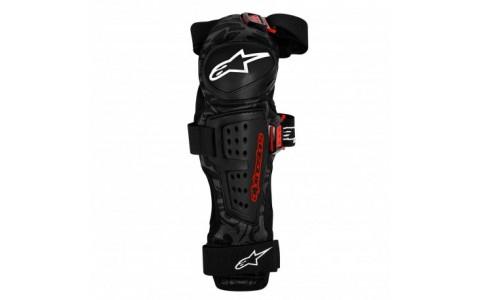 Protectii genunchi si tibie Alpinestars Moab Knee/Shin Guars black L/XL