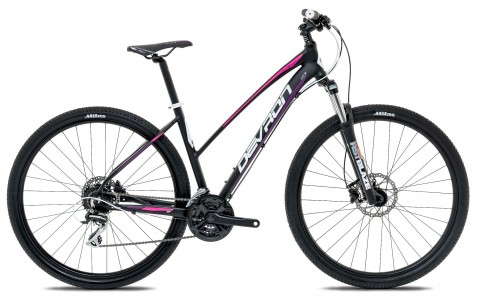 Bicicleta MTB Pentru Femei, Devron, Riddle LH1.9, Cadru Aluminiu