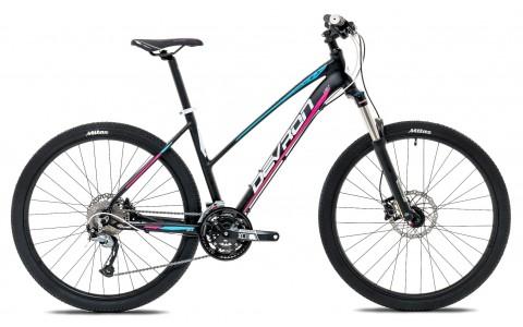 Bicicleta MTB Pentru Femei, Devron, Riddle LH2.7, Cadru Aluminiu
