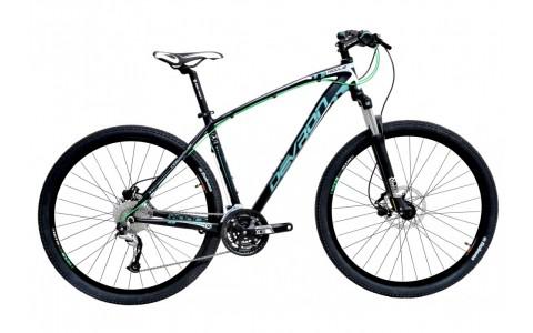 Bicicleta MTB Barbati, Devron, Riddle Men H2.9, Cadru Aluminiu, Jante 29 Inch