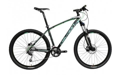 Bicicleta MTB Barbati, Devron, Riddle Men H3.7, Cadru Aluminiu, Jante 27.5 inch
