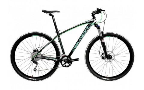 Bicicleta MTB Barbati, Devron, Riddle Men H3.9, Cadru Aluminiu, Jante 29 inch