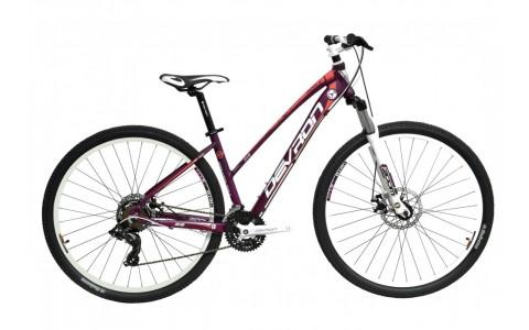 Bicicleta MTB Femei, Devron, Riddle Lady LH0.9, Cadru Aluminiu, Jante 29 Inch