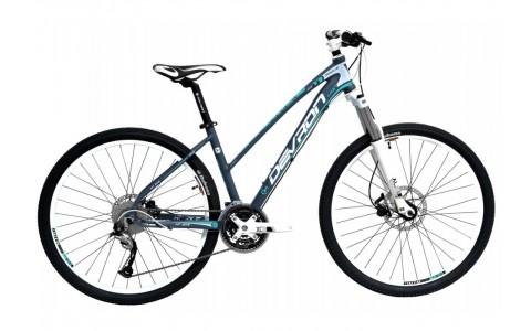 Bicicleta MTB Femei, Devron, Riddle Lady LH2.7, Cadru Aluminiu, Jante 27.5 inch