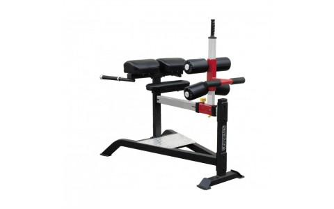 Aparat Hyperextensie, Impulse Fitness, SL 7013, Constructie Otel, 1562x914x1477 cm