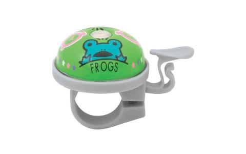 Sonerie, Force, Frogs, Fier/Plastic, 22.2 mm