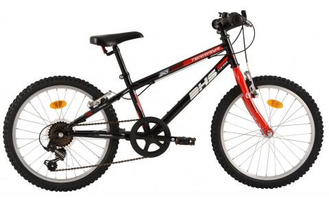 Bicicleta Baieti, DHS, Terrana 2021, Model 2017, 20 inch