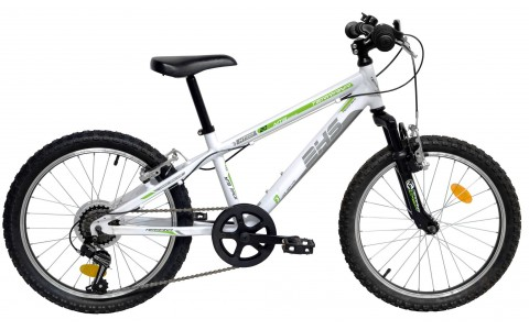 Bicicleta Baieti, DHS, Terrana 2023, Model 2017, 20 inch