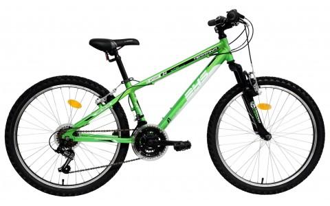 Bicicleta Copii, DHS, Terrana 2423, Model 2017, 24 inch