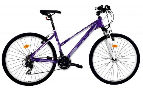 Bicicleta MTB, DHS, Terrana 2622, Model 2017, 26 inch