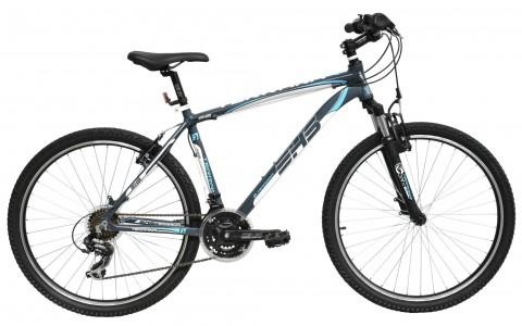 Bicicleta MTB, DHS TERRANA 2623 (2016), 26 inch, Gri-alb, 495mm