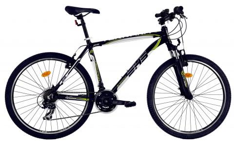 Bicicleta MTB, DHS, Terrana 2623, Model 2017, 26 inch