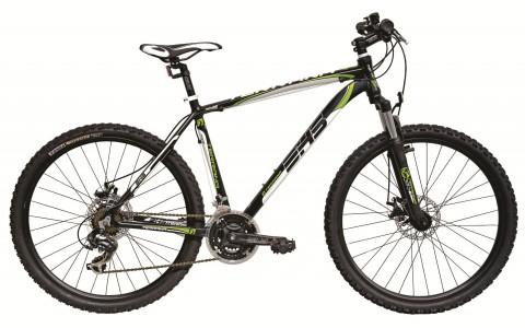 Bicicleta MTB, DHS, Terrana 2625, Model 2017, 26 inch