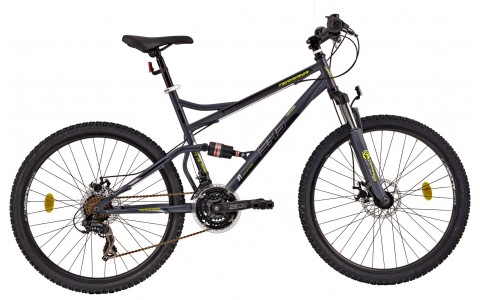Bicicleta MTB, DHS, Terrana 2645, Model 2017, 26 inch
