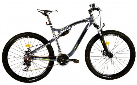 Bicicleta MTB, DHS, Terrana 2745, Model 2017, 27,5 inch