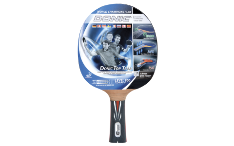 Paleta tenis de masa, Top Team 800, Donic