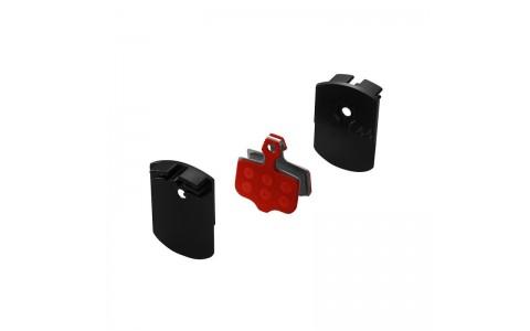UNION Placute de frana metalice cu radiator DBP-44SC-set Avid Elixir