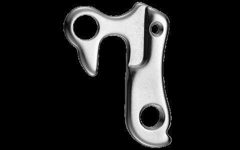 Ureche Cadru Bicicleta, Union, GH-021, Aluminiu, Argintiu