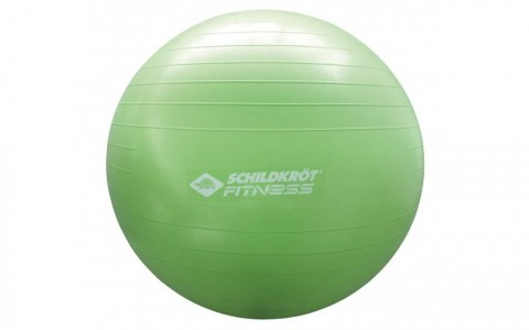 Minge Gimnastica, Schildkrot Fitness, Anti-Explozie, Verde, 65 cm