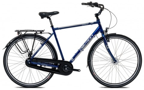 Bicicleta Oras, Devron, Urbio C2.8, Cadru Aluminiu, 28 inch