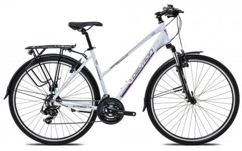 Bicicleta Oras, Touring, Femei, Devron, Urbio LT1.8, Cadru Aluminiu