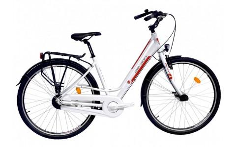 Bicicleta Oras, Dama, Devron, Urbio LC1.8, Cadru Aluminiu, Jante 28 Inch