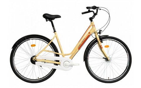 Bicicleta Oras, Dama, Devron, Urbio LC2.8, Cadru Aluminiu, Jante 28 Inch